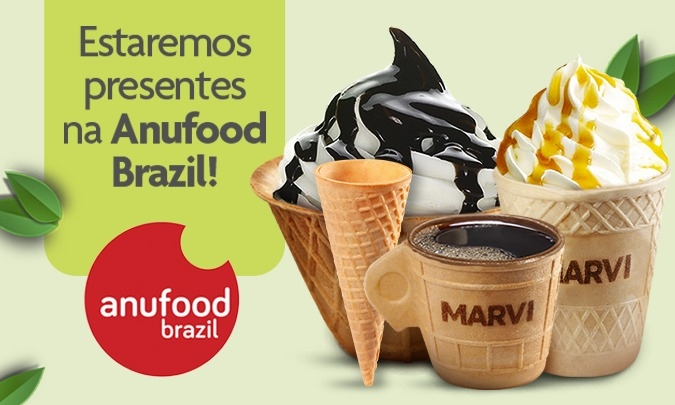 ESTAREMOS PRESENTES NA ANUFOODS BRAZIL